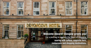 Experience the warmth of the semi-Victorian boutique hotel in Glasgow