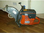 Husqvarna K760 with toll and Paslode Nail Gun IM65a