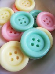 homemade button soap