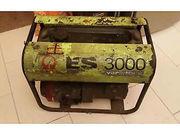 Pramac Es 3000 GX160 Honda 5.5HP engine Generator.
